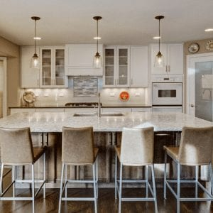 Kitchen Remodeling in Denver, Minneapolis, and Naperville
