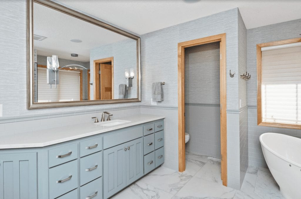 bathroom remodeling with FBC | whole home remodel