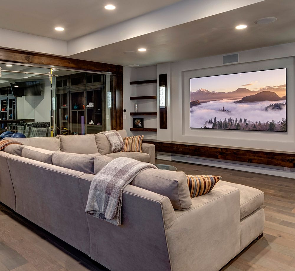 fbc remodel | basement remodel and home theater design